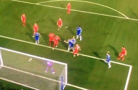 Γκολ η Τσέλσι, 1-0 τη Λίβερπουλ (VIDEO)