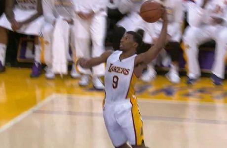 Η γκάφα της βραδιάς στο NBA (VIDEO)