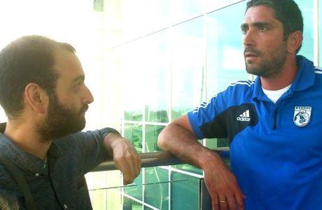 Συνέντευξη Μιχάλη Κωνσταντίνου στο Contra.gr