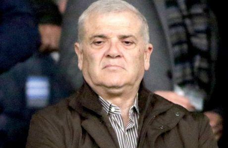 """Μελισσανίδης: """"Να σηκωθεί να φύγει αυτή η ΕΠΟ""""!"""