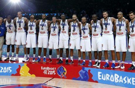 Γαλλία - Σερβία 81-68