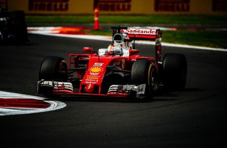 Έχασε το βάθρο ο Vettel