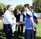 Όταν ο πρωθυπουργός συνάντησε τον Μήτρογλου (PHOTOS)
