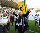 Foto IPP/Simone Ferraro Udine 19/02/2017 Calcio Campionato di Serie A 2016/2017 Udinese-Sassuolo Nella foto l'ex calciatore dell'udinese zico (Arthur Antunes Coimbra) Italy Photo Press - World Copyright