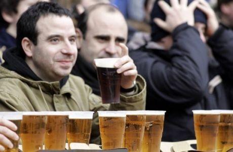 Εταιρεία ψάχνει συνεργάτη για να πίνει επί 4 ώρες βλέποντας ράγκμπι
