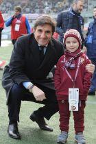 """Ο μικρός Λορέντσο συνάντησε τον """"Mr 100.000.000 ευρώ""""!"""