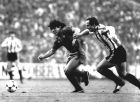 Φάση από τον τελικό Κυπέλλου του 1984.