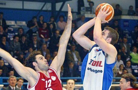 Ο εντός έδρας αγώνας με τον Ολυμπιακό ήταν εκ των νικηφόρων της ΜΕΝΤ στο πρωτάθλημα της σεζόν 2004-05