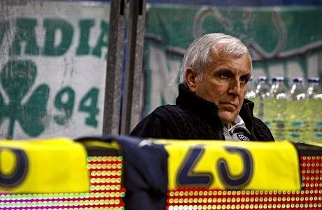 Bάσει στοιχείων πια, αυτό που ζει φέτος ο Ζέλικο Ομπράντοβιτς δεν το 'χει ξαναζήσει. Ποτέ.