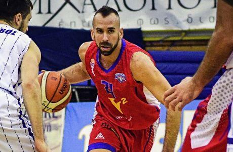 Ο Φώτης Βασιλόπουλος είναι ο πρώτος πασέρ της Α2 κατηγορίας