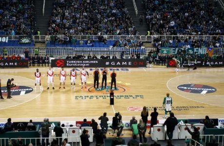 """Στη """"μάχη"""" κόντρα στην Euroleague και οι παίκτες του Παναθηναϊκού!"""