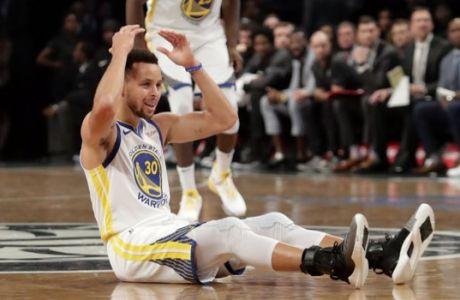 Ο Stephen Curry δεν θα έπρεπε να παίζει μπάσκετ