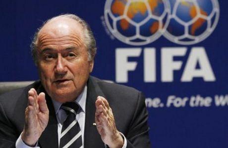 "UEFA σε Μπλάτερ: ""Φύγε!"""