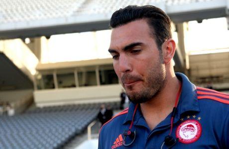 Πάει Μαδρίτη ο Ρομπέρτο και δεν... πληρώνει Ολυμπιακό