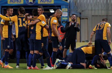 Αστέρας Τρίπολης - ΠΑΟΚ 1-0 (VIDEO)