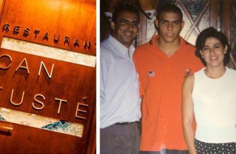 'Can Fuste': Το εστιατόριο που έγινε στέκι των θρύλων της Μπαρτσελόνα