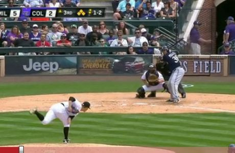 Απίστευτες γκάφες από παίκτη του μπέιζμπολ σε αγώνα (VIDEO)