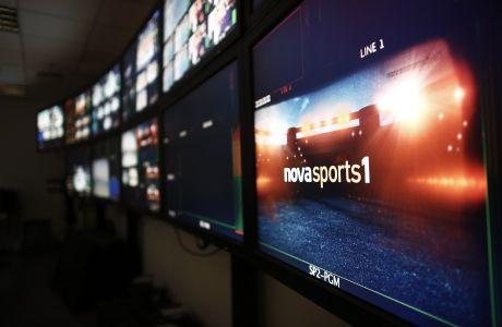 """Οι εκτός έδρας αποστολές των """"αιωνίων"""" και όλη η EuroLeague παίζουν στη θύρα σου! Ασφαλώς στα Novasports!"""