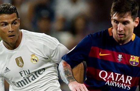 Ο Ρονάλντο καλύτερος από τον Μέσι. Στο FIFA