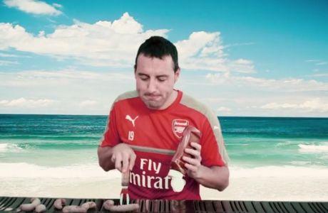 Ποιά Premier League; Οι παίκτες του Βενγκέρ πήγαν Αυστραλία!