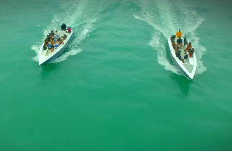 Survivor: Οι δύο ομάδες στην ίδια παραλία