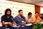 Ο Λάζαρος Παπαδόπουλος δουλεύει πάντα για τα όνειρα του