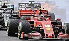 H Ferrari είπε να κάνει την έκπληξη και στην Ουγγαρία και εν αντιθέσει με τις περισσότερες ομάδες, χρησιμοποίησε μαλακά ελαστικά στην αρχή. Τα δέχθηκε ο Λεκλέρ. Όχι ο Φέτελ.