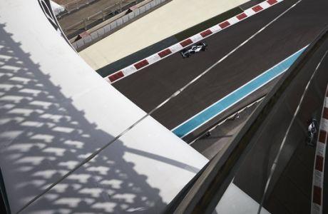 GP Άμπου Ντάμπι: Pole Position για Hamilton