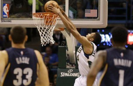 Εκπληκτικός Giannis, σπουδαία νίκη οι Bucks