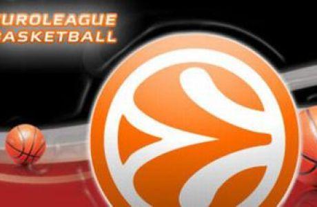 Ανανέωση τηλεοπτικής σύμβασης από την Euroleague
