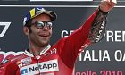 Ο Ντανίλο Πετρούτσι πρώτα κέρδισε στο MotoGP και μετά έβγαλε δίπλωμα