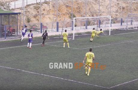 VIDEO: Το αυτογκόλ της χρονιάς μπήκε στο Ηράκλειο