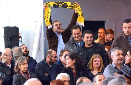 """Τανίδης: """"Πήγα στην ομιλία του Τσίπρα για να διαμαρτυρηθώ"""""""