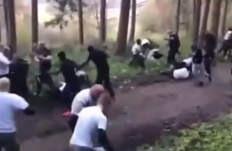 VIDEO: Πρόσεξε πριν τα βάλεις με τους οπαδούς της Νανσί!