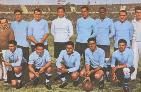 Ουρουγουάη - 1930