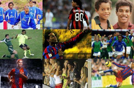 Ροναλντίνιο: Το φυλαχτό που προστατεύει το ποδόσφαιρο
