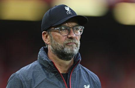 Ο Γιούγκεν Κλοπ παρέλαβε το βραβείο του καλύτερου προπονητή για το 2019