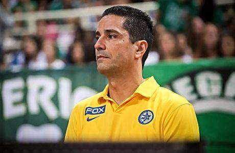 Σαν σήμερα πριν πέντε χρόνια, ο Γιάννης Σφαιρόπουλος έκατσε για πρώτη φορά στον πάγκο του Ολυμπιακού ως head coach