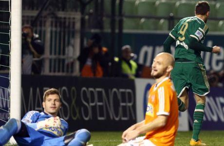 Παναθηναϊκός-Καλλονή 1-0 (VIDEOS)