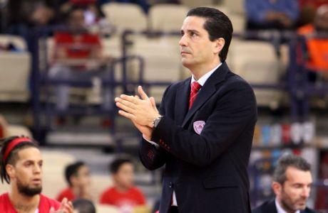 """Σφαιρόπουλος: """"Δεν μας απασχολούν τα ρεκόρ"""". Παπαθεοδώρου: """"Θα μας πεισμώσει"""""""