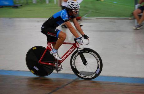 14ος ο Γιάννης Σπανόπουλος στο Παγκόσμιο Κύπελλο ποδηλασίας πίστας