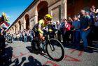 Ο Πρίμος Ρόγκλιτς στο μεγάλο χρονόμετρο του Giro.