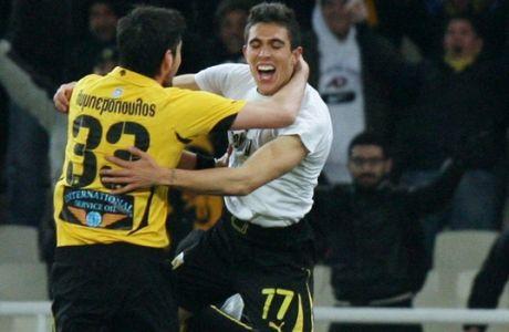 Ο Κλωναρίδης, ο Λυμπερόπουλος και το... κλειστό κλαμπ