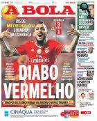 Αποθεώνουν Μήτρογλου οι εφημερίδες της Πορτογαλίας