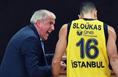 Ο Ζέλικο Ομπράντοβιτς έγινε πιο... μελιτζανί από ποτέ