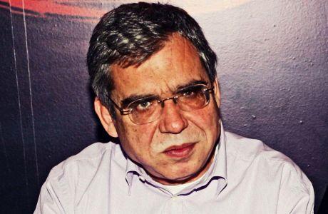 Ο Κώστας Καίσαρης έφυγε από τη ζωή την Τρίτη 8 Οκτωβρίου, σε ηλικία 70 ετών / ACTION IMAGES