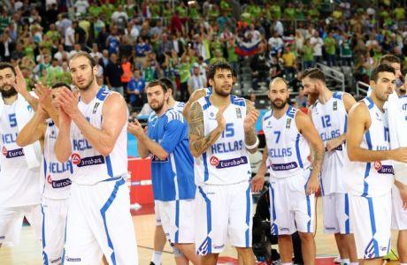 Η περιγραφή της νίκης της Εθνικής επί της Σλοβενίας στον Sport24radio