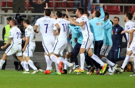 Σταθερή στη θέση της η Εθνική, πρώτη στον κόσμο η Αργεντινή