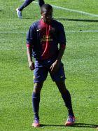 Ο Αντάμα Τραορέ από το 2012, όταν ήταν μέλος της δεύτερης ομάδας της Μπαρτσελόνα.