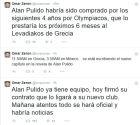Ο Μεξικανός δημοσιογράφος, ο Πουλίδο και ο... δανεισμός στον Λεβαδειακό